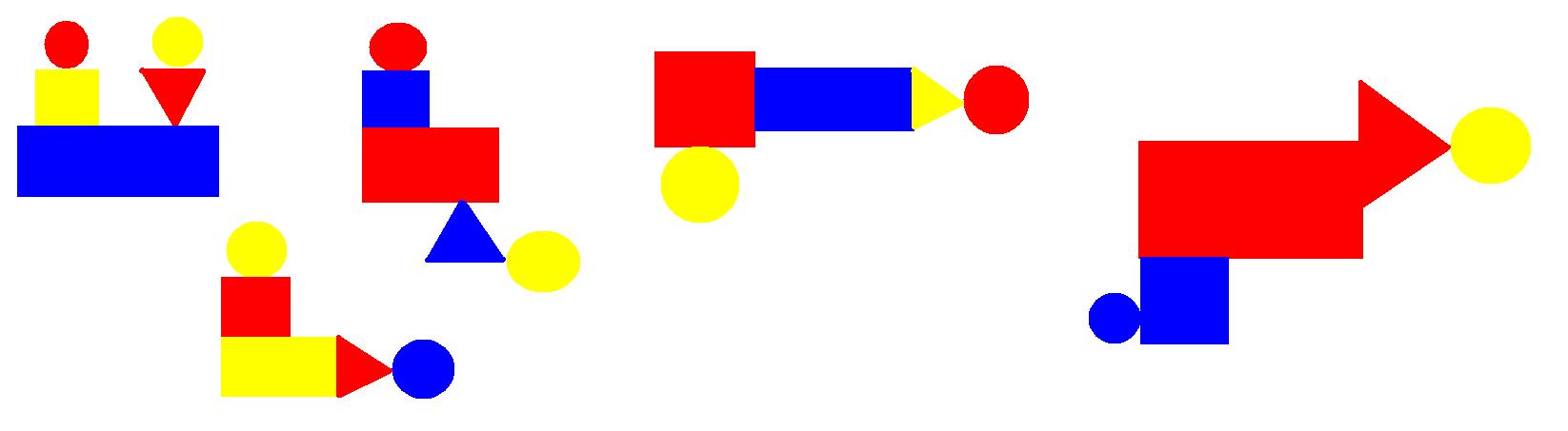 геометриялық текшелер