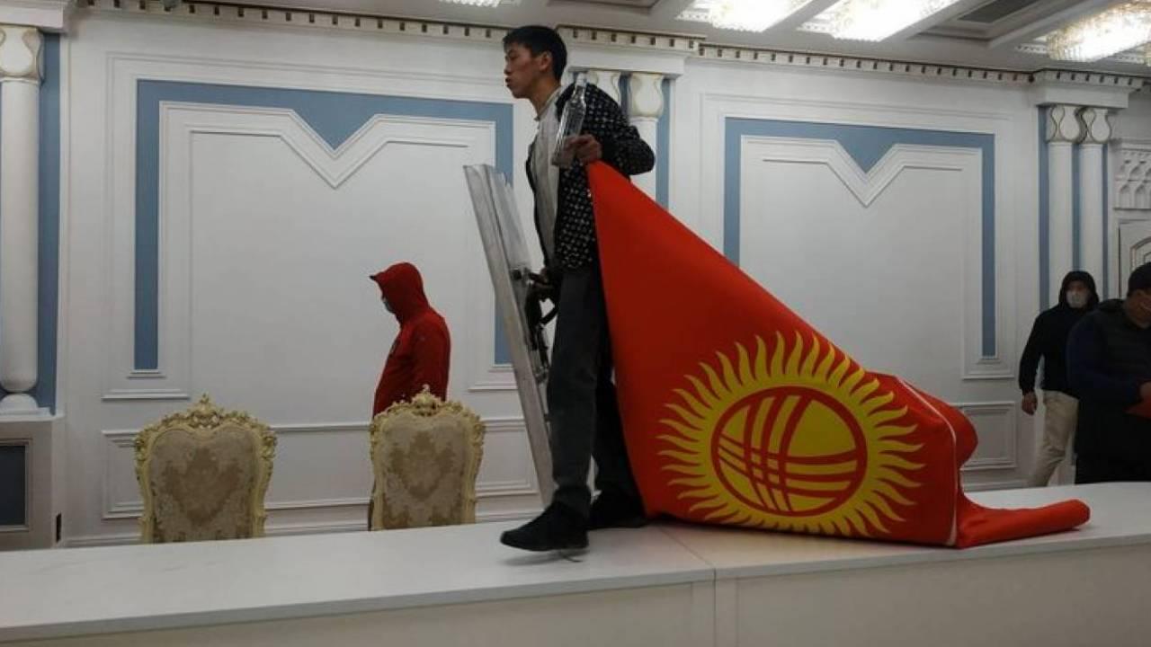 Қырғыз президенті