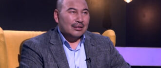 Ермахан Ыбрайымов