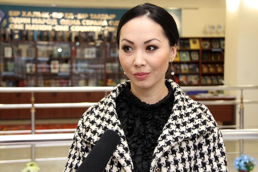Қарақат Әбілдина